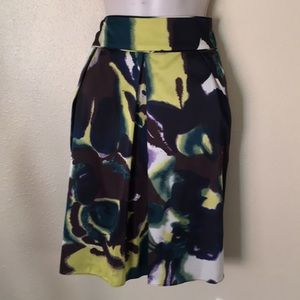 Calvin Klein Multi-colored Skirt with pockets